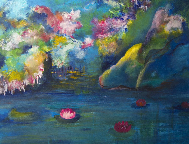 Site Des Artistes Peintres paysages – maguy claes – artiste peintre